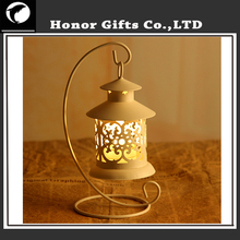 2015 New Products Lovely Decorative Vintage Iron Candle Holder