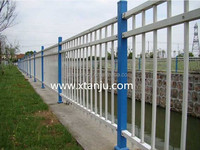 DK021 Decorative Cheap Wrought Iron Fence Panels For Sale