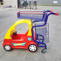 kids children supermarket shopping trolley