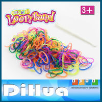 Education Rubber Bracelets Funny DIY Loom Kit