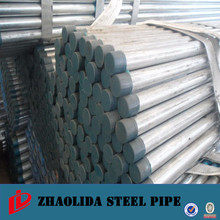 high quality china pipe ! welded galvanized tubing 16 inch schedule 40 galvanized steel pipes