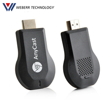 Factory Customize Anycast Easy Sharing Ezcast M2 Plus One Setting 1080P Wifi Display Miracast Airplay Dongle