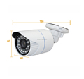 low peice night vision ir leds whole days indoor outdoor ahd 3.0mp cctv camera