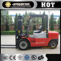 ep r series internal combustion forklift 4.0t cpcd40