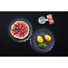 New style selling china custom extra large plastic tray cheap durable waterproof lucite acrylic dry fruit tray