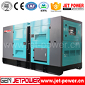 500kva power soundproof high capacity diesel engine generator fuel consumption