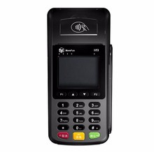 H9 Wireless Payment Terminal 4G GPRS Handheld Pos Terminal with printer