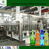 Automatic Plastic Bottle Soda Filling Machine