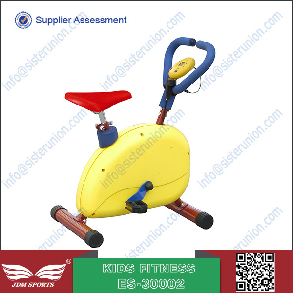 Kids fitness entertainment equipment mini elliptical machine