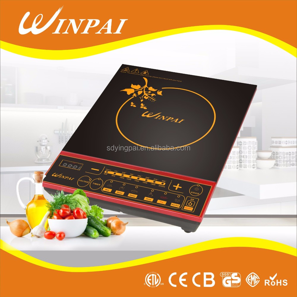 Household appliances induction home heating stove cooker