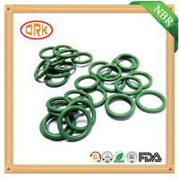 China Manufacturer Supply Cheap Waterproof Green NBR O-Ring