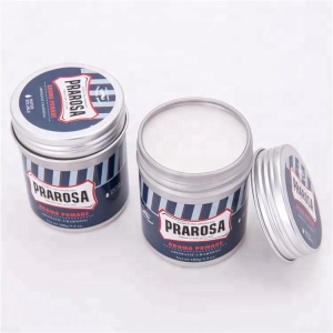 OEM Hair clay mud 100g strong hold hair pomade styling wax