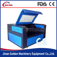Wood/MDF/Acrylic/Paper/Plywood/Pen/Rubber Laser cutting machine Factory Price