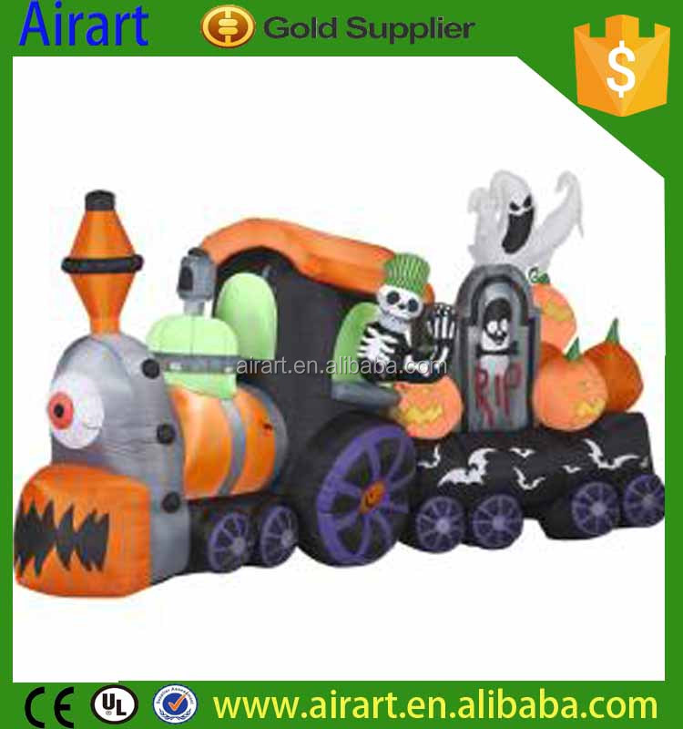 Halloween pumpkins/ghost inflatable model gas