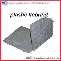Wholesale plastic floor for outdoor building