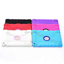 New shockproof back case cover for ipad 2 3 4 multicolor