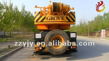 GMK3050 used 300 ton grove crane for good sell