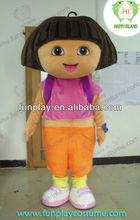 HI EN71 lovely dora the explorer costumes for adults