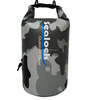 10L Custom logo pvc waterproof camouflage Dry Bag Dry sack with strap