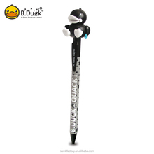 Hot sale motion cute decorative ducks ball pen