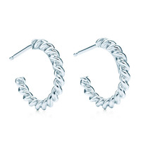 Imitation jewelry 925 sterling silver earrings cheap items to sell