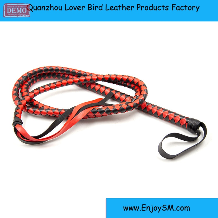 Hot Sale 1.9M Long PU Leather Whip Sex Spanking Horse Whip Adult Slave Roleplay Games Flirt Flog Lash Fetish Sex Toys Fashion