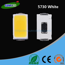Epistar 0.5w 5730/5630 Specifications Datasheet 5630 5730 smd led data sheet Chip price