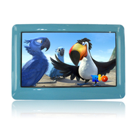 4.3 inch touch screen download portable mp4 mp5 game player for gift