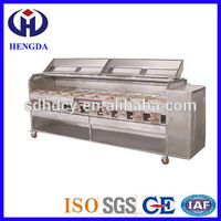 Restaurant used gas grill for sale 2015 HD-BS015