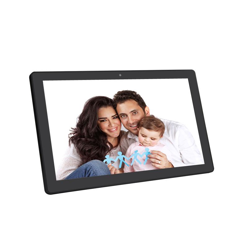 Blanc et noir en option 18.5 pouces autonome lecture vidéo numérique cadre - ANKUX Tech Co., Ltd