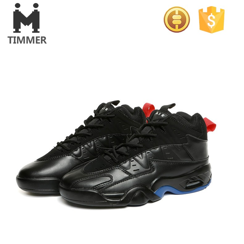 Hot designs men's sport factory price OEM make your own brand breathable basketball shoes