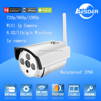 3518E DSP SC1035 Cmos Sensor Digital Wireless CCTV Camera Waterproof IP66 Outdoor Night Vision