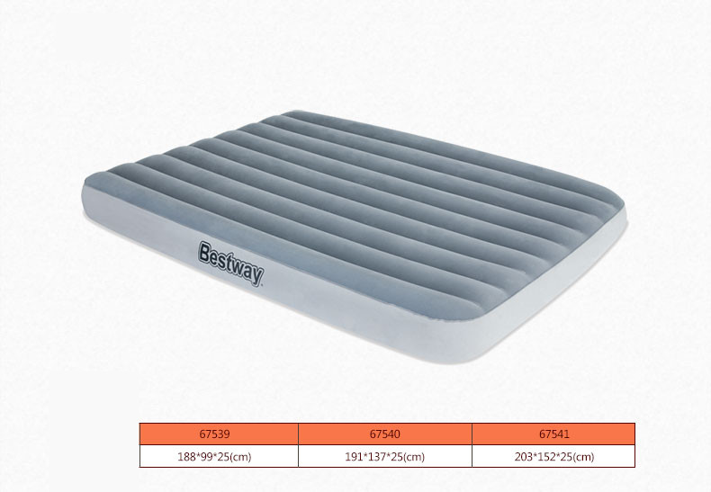 Bestway Comfort Cell RestEase Airbed Queen mattress set inflatable bed Mattress