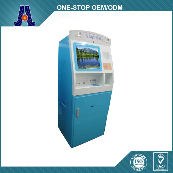 All-in-one Currency Exchange Machine /Coin Dispenser Bill Payment Kiosk