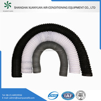 2016 Top selling PVC Flexible Duct/air duct for HVAC Systems