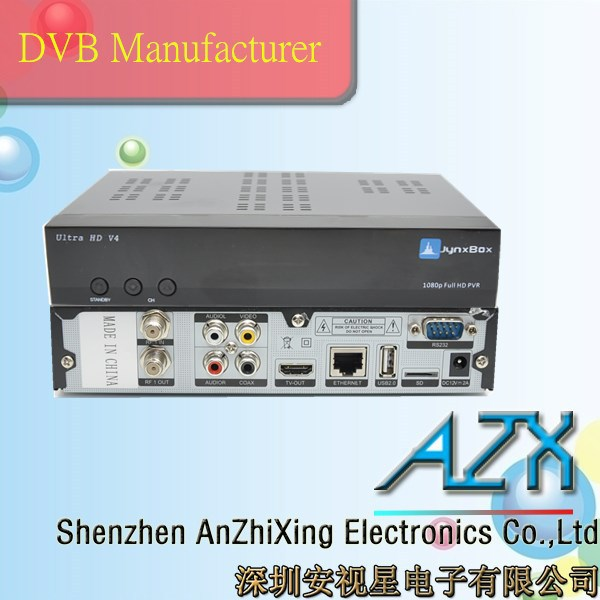 dvb-s2 android set top box satellite fm tuner module