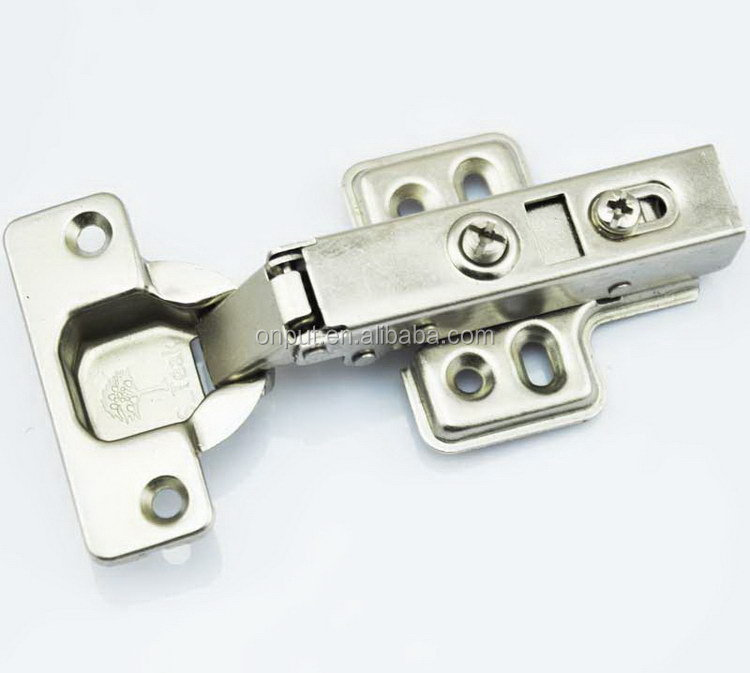 Many value 35mm clip on concealed cabinet hinge for wooden box no slam cabinet hinges