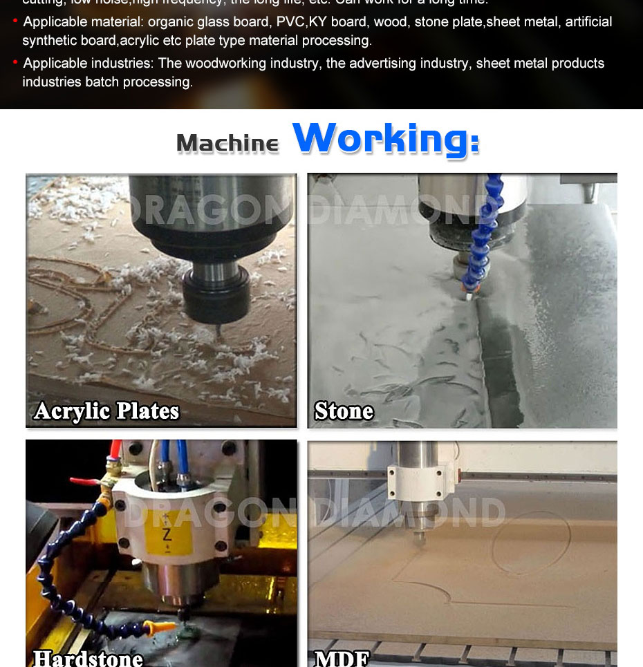 3D cnc router for woodworking/Hobby furniture cnc router 1325