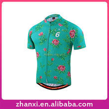 Hot sale outdoor men sports breathable perspiration green racing suit