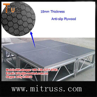 folding stage on sale/folding stage stairs/folding aluminum portable stage