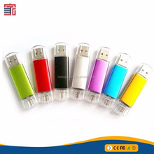 Hot Sale high speed cheap micro OTG USB 3.0 flash drive for smartphone&tablet pc
