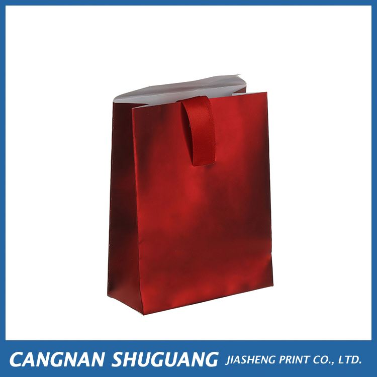 Latest arrival trendy style paper gift bag