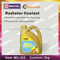 Car Engine Radiator Coolant