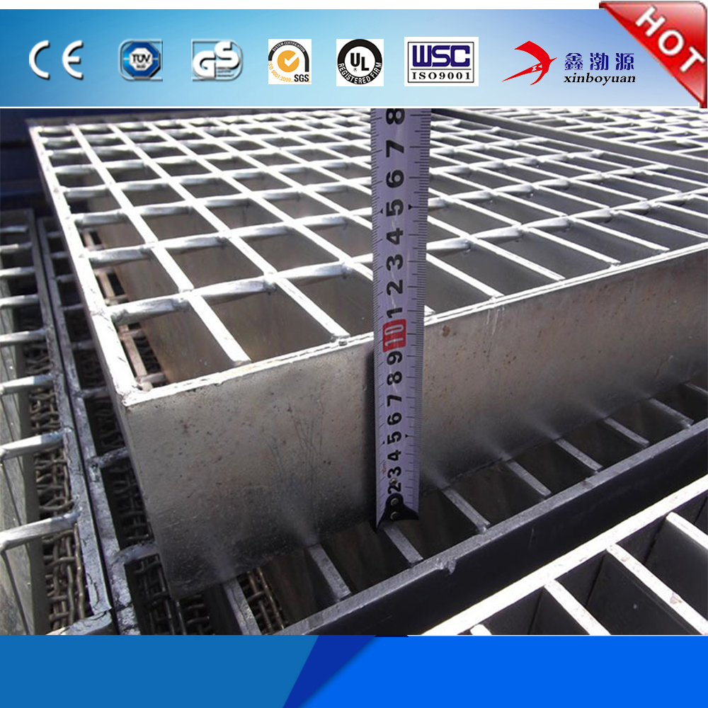 trade assurance alibaba chinese manufacturer supply galvanized type Lattice steel plate/grating online hot sale(factory price)
