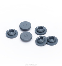 Teflon coated rubber cap for bottle used for expensive infusion solution