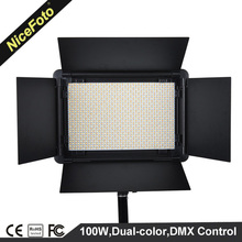 NiceFoto professional photo film LED video light