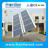 Easy Installation High Reliability Solar Tracker Structure