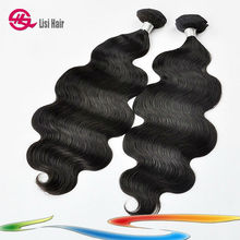Alibaba Best Selling Shine Cheap 100% Brazilian Human Remy Hair Extensions Reviews