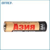 aaa am4 lr03 alkaline 1.5 volt dry cell battery