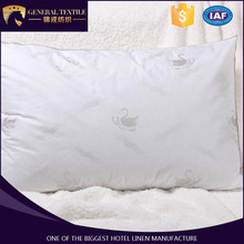 Wholesale White Feather Pillow Natural Cotton Duck Down Pillow